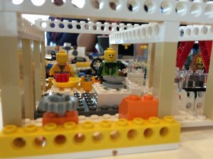 LEGO workshop at Next Library